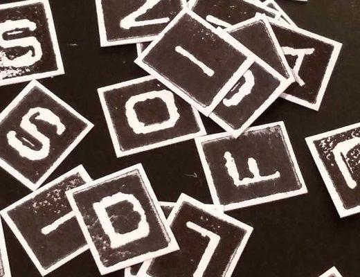 Labeler Alphabet von Stampin' Up!