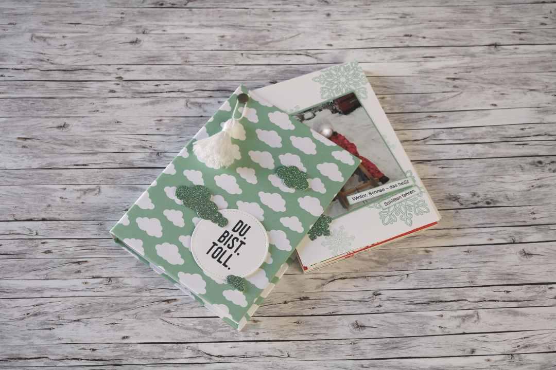 Minialbum DSP Traum vom Fliegen von Stampin' Up!4