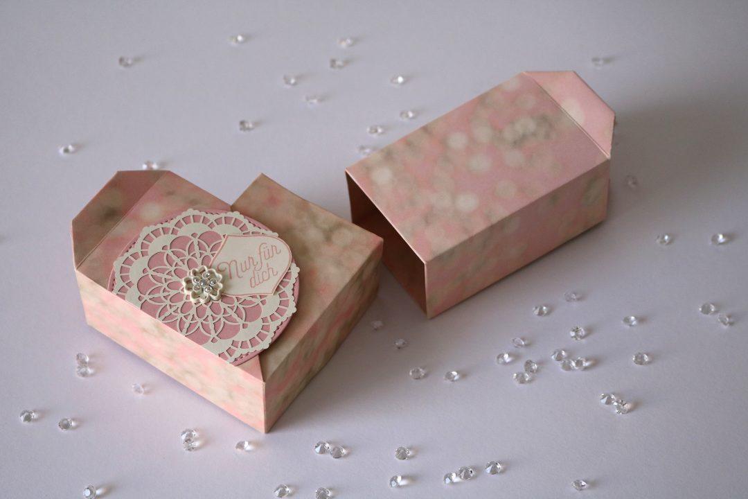 Origami Herzbox zum verlieben von Stampin' Up! 2