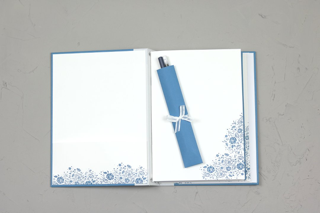 Travelers Notebook mit Stampin' Up! 2