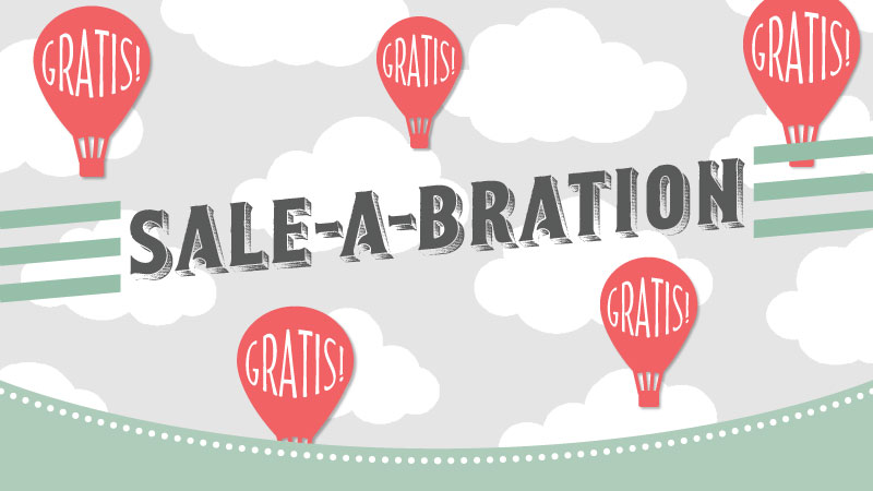 Sale-A-Bration von Stampin' Up!